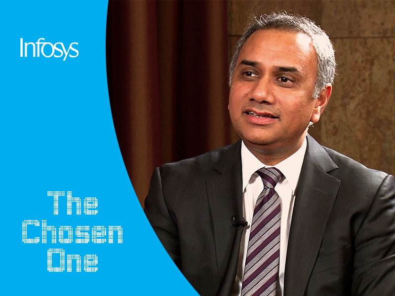 Salil Parekh - CEO of Infosys