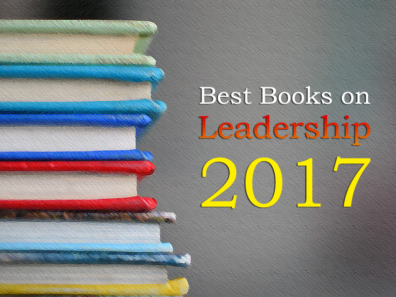 Best Books on Leadership in 2017